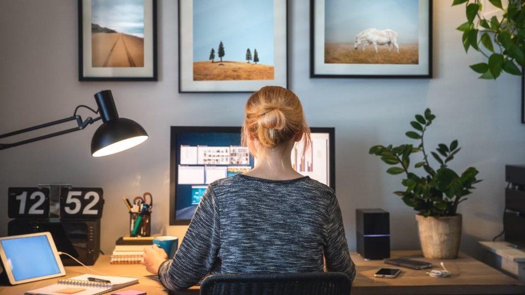 workstation välj rätt för att arbeta hemma