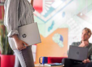 Chromebook för företag Google HP